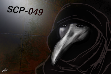 SCP-049 by FundacjaSCPPolska