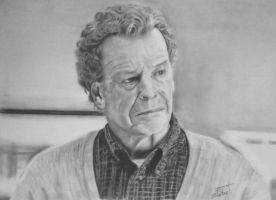 Walter Bishop FRINGE by MrFixit741