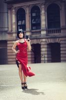 Resident Evil 4 - Ada Wong Femme Fatale by beethy