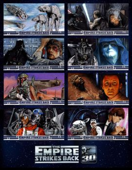 Empire Strikes Back 3D by GabeFarber