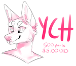 5$/500 point ych [OPEN] by Crionym