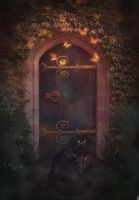 The Secret Door by Nikulina-Helena