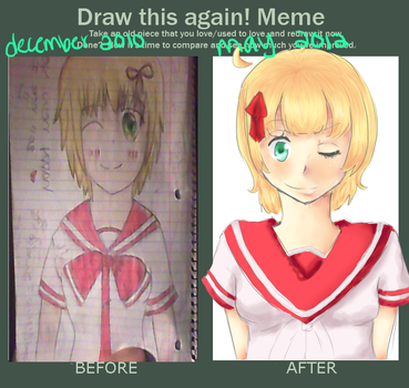 Draw this again! by HappyCokex3