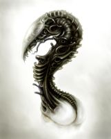 Giger by Pyreshard