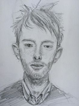Thom Yorke by 300rupees