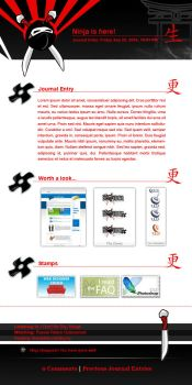 CSS Journal Entry by tul