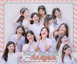 [ PACK RENDER #8 ] 13 PNGS CHAEYEON by Risahhh