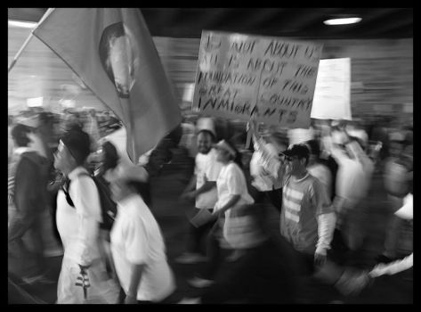 Immigration Rally IV... by ChrismonRow