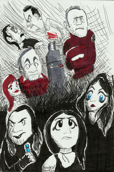 Ink17 Week 3 REPO The Genetic Opera by Monster-of-Something
