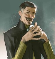 Little Finger by Ramonn90
