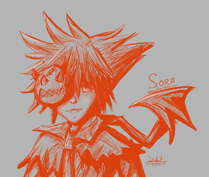 20140204-Sora by thekawaiione