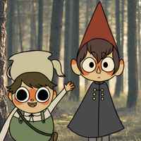 Over The Garden Wall by jenisgoth