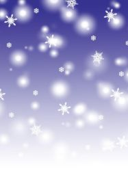 FREE: Dk Blue Snowy Background V by Magical-Mama