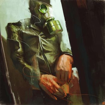 Painting2702 by bradwright
