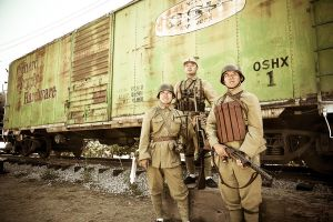 Railroad Raiders by taiwaneseprick