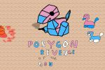 Porygon Revenge of the Gon by crystal-latias