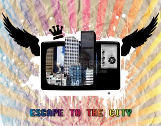 Escape To The City by RobertCHEEKS
