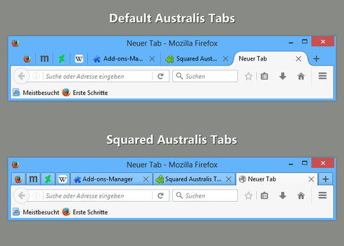 Squared Australis Tabs 1.8 by Haven667