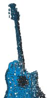 Body Type of a Guitar by asianxjay