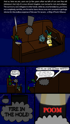 NeverSofa Comic Collaboration Part 1 by Topmonhit