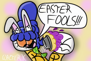 Easter Fools by Waltman13