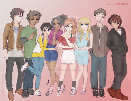 HSH Group Pic by abielleamiel