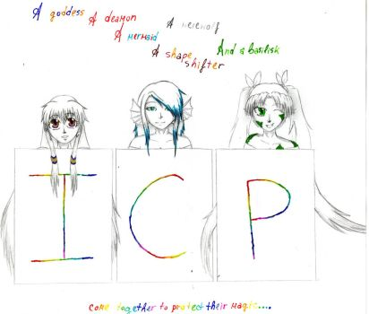 we are the ICP by SapphireShadowDragon