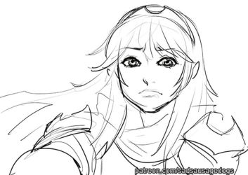 SSD Patreon - Lucina by aimo