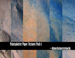 Paper Textures Pack 1 by blacklacestock