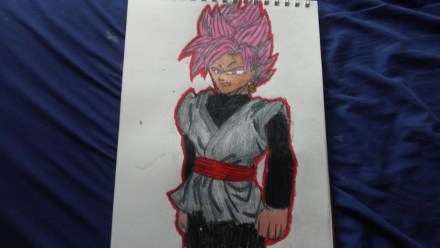 mother fuccin goku black by Th3Tur3GodMrbl3ach