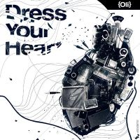 Dress Your Heart CD Cover by myaki-ru