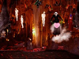 Valentine's Day With Nosferatu by surreal1st1cp1llow