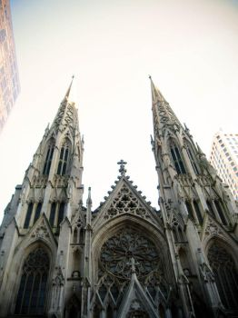 St. Patrick's Cathedral 2 by SaintGem