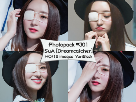 Photopack #301 - SuA [Dreamcatcher] by YuriBlack