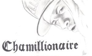 Chamillionaire by smeajul