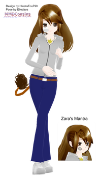 .:Model Request:. LAT Zara Lionsdale Finished by MMDCousins