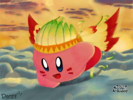 Wing Kirby by CluelessDanny