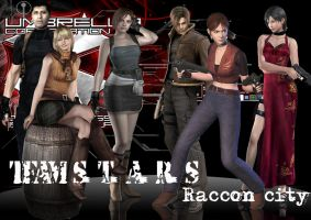 resident evil by royveronica