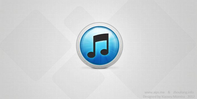 Music Icon by xiaowudesign