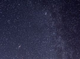 [Astro] Andromeda Galaxy and Lovejoy 2015-02-14 by Thorinair