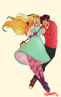 Starco by teaventure