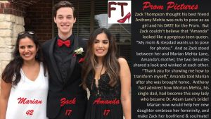 Prom Pictures by AnnabelleRavenFT