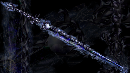 Blade of the Voidstar by Ahakarin