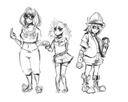OC's by Zeighous