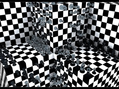 Perception in Chess by 7thsign