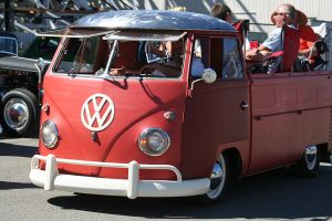 The Party Wagon by indigohippie
