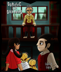 Survive the Shadows Chapter 11 by Aileen-Rose