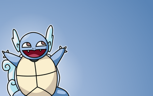 Wartortle :awesome: by turtlegirlman