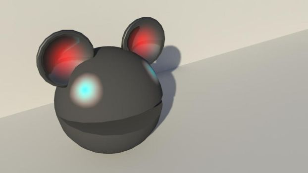 Mouse 1 by IronPython