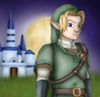 Prize: Link by Lady-of-Link